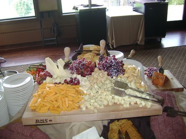 Wisconsin Cheese Platter